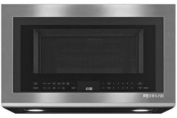 """Jenn-Air 30"""" Stainless Steel Over-The-Range Microwave Oven - JMV8208CS"""