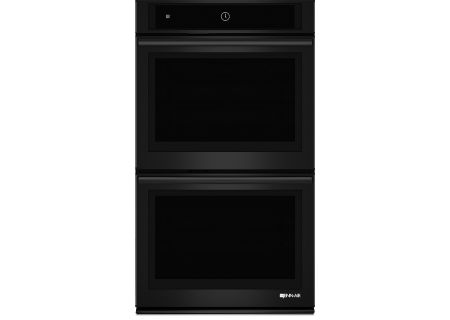 "Jenn-Air 27"" Black Combination Microwave Electric Wall Oven - JMW2427DB"