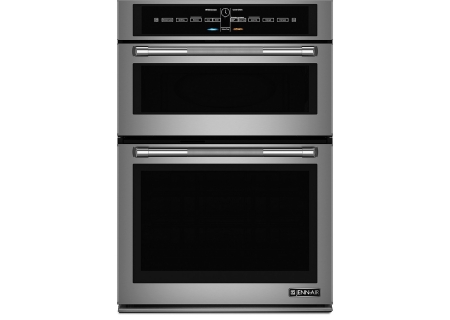 "Jenn-Air 30"" Stainless Steel Combination Microwave Electric Wall Oven - JMW3430DP"