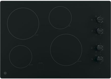 GE - JP3030DJBB - Electric Cooktops
