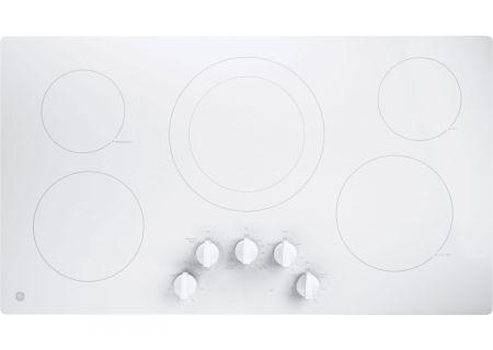 GE - JP3036TLWW - Electric Cooktops