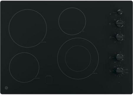 GE - JP3530DJBB - Electric Cooktops