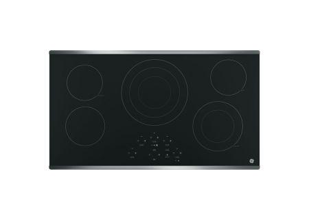 GE - JP5036SJSS - Electric Cooktops