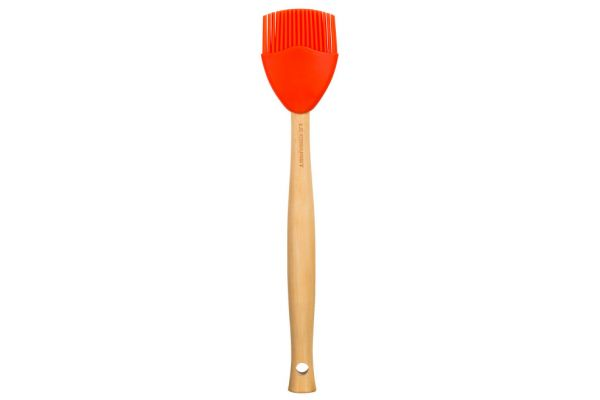 Large image of Le Creuset Flame Craft Series Basting Brush - JS430-2