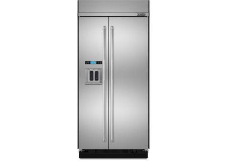 Jenn-Air - JS48PPDUDE - Built-In Side-by-Side Refrigerators