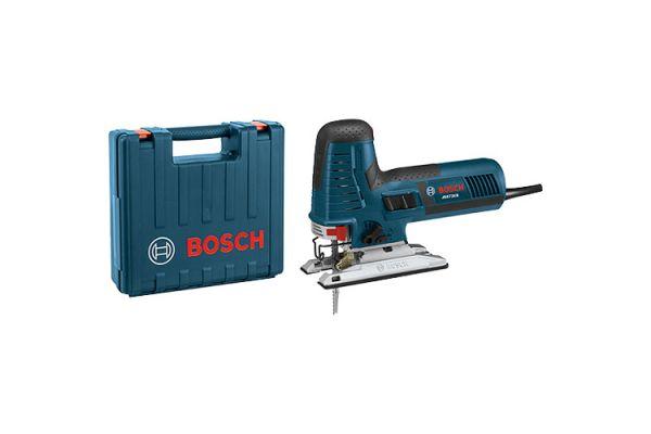 Large image of Bosch Tools 7.2 Amp Barrel-Grip Jig Saw Kit - JS572EBK