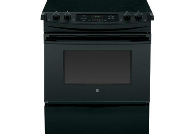 GE - JS630DFBB - Slide-In Electric Ranges