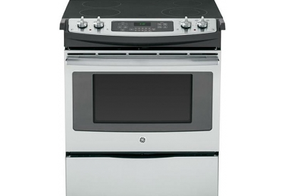 GE - JS630SFS - Slide-In Electric Ranges