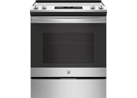 GE - JS660SLSS - Slide-In Electric Ranges
