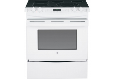 GE - JS750DFWW - Slide-In Electric Ranges
