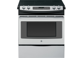 GE - JS750SFSS - Slide-In Electric Ranges
