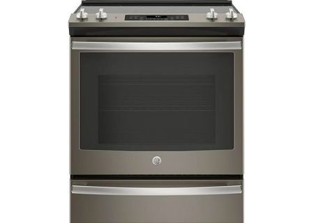 GE - JS760ELES - Slide-In Electric Ranges