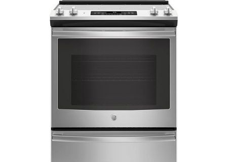 GE - JS760SLSS - Slide-In Electric Ranges