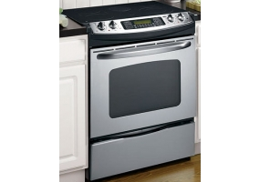 GE - JSP46SPSS - Slide-In Electric Ranges