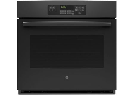 "GE 30"" Black Built-In Single Wall Oven - JT3000DFBB"