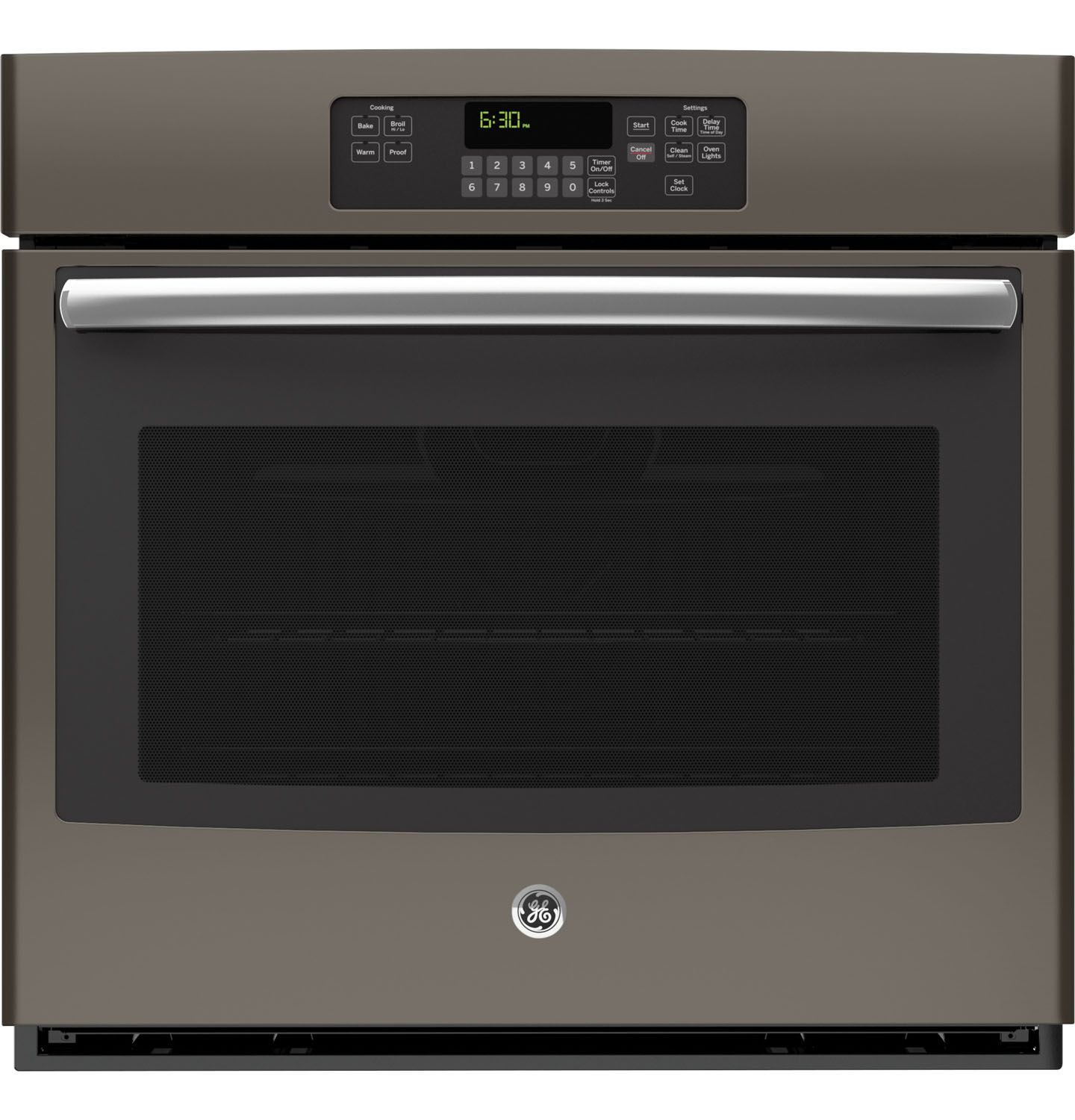 Top Rated Built In Ovens ~ Ge quot slate built in single wall oven jt ejes