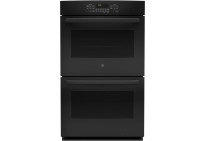 GE - JT5500DFBB - Double Wall Ovens