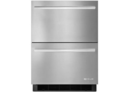 Jenn-Air 4.7 Cu.Ft. Under Counter Stainless Steel Refrigerator Drawers - JUD24FRERS
