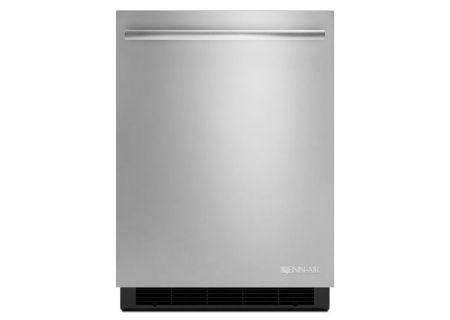 "Jenn-Air 4.9 Cu.Ft. 24"" Stainless Steel Under Counter Refrigerator - JUR24FLERS"