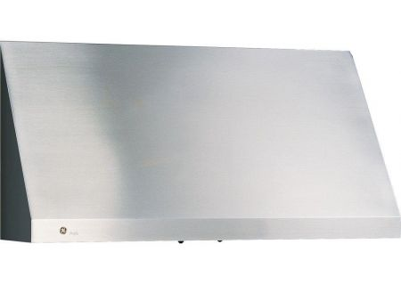 "GE Profile 30"" Designer Stainless Steel Wall Hood - JV936DSS"