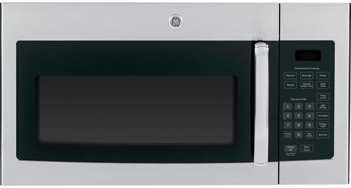 Ge Stainless Steel Over The Range Microwave Oven Jvm3160rfss
