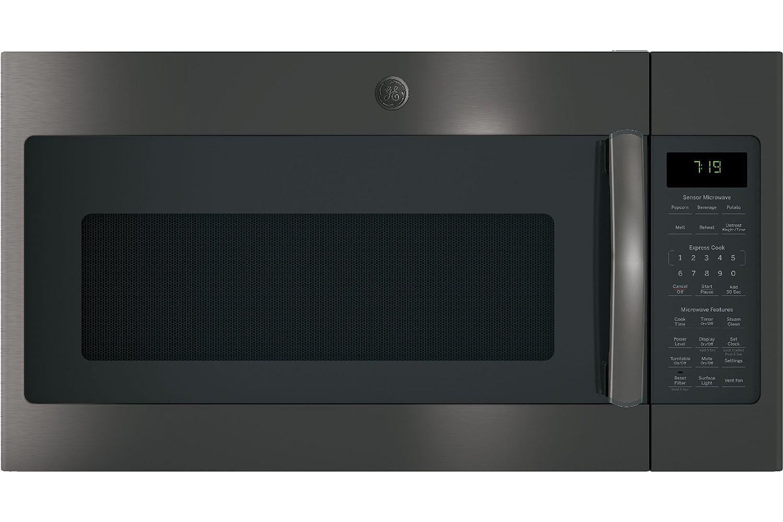 Ge Black Stainless Steel Microwave Jvm7195blts