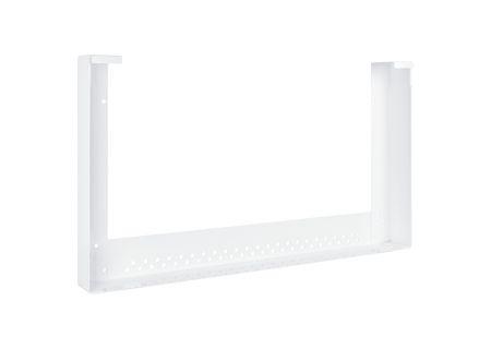 """GE White 15"""" Cabinet OTR Bump Out Kit - JX15BUMPWW"""