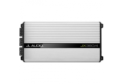 JL Audio - JX360/4 - Car Audio Amplifiers