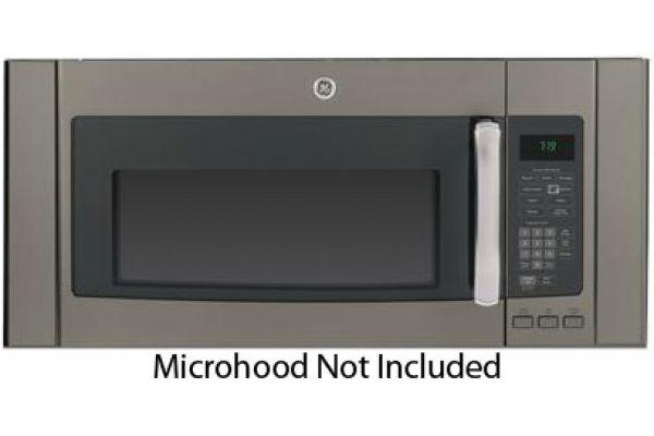Ge Slate Built In Microwave Oven Trim