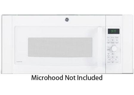 GE - JX36BWW - Microwave/Micro Hood Accessories