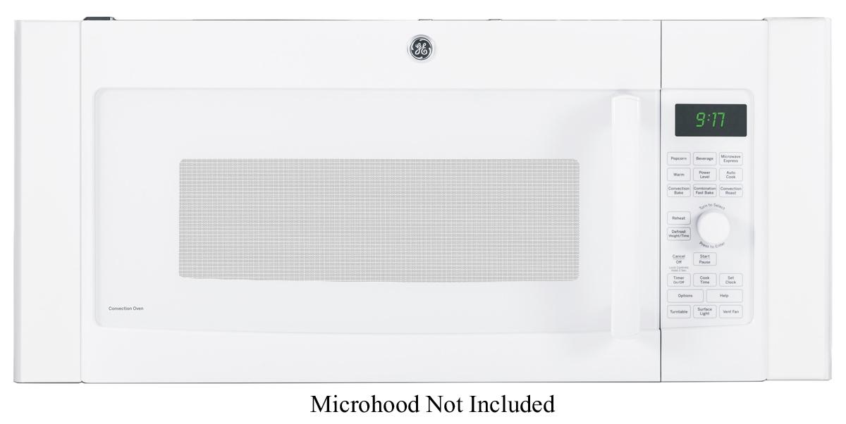 Ge White 36 Over The Range Microwave Accessory Filler Kit