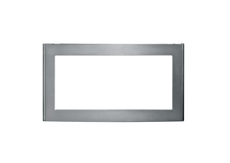 """GE 30"""" Stainless Steel Microwave Oven Trim Kit - JX830SFSS"""