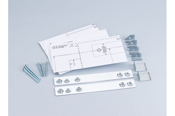 GE Undercabinet Mounting Kit - JXA019K