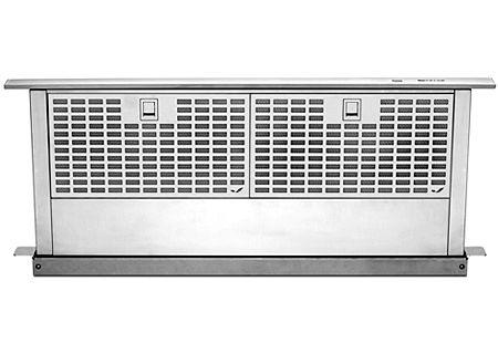 "Jenn-Air 36"" Stainless Steel Telescoping Downdraft Ventilation - JXD7036YS"