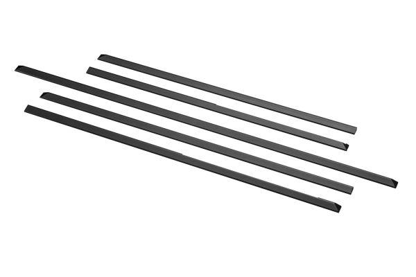 Large image of GE Slide-In Range Dark Dorain Filler Kit - JXFILLR1DD
