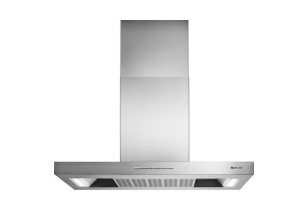 "Jenn-Air 36"" Stainless Steel Island Mount Canopy Hood  - JXI8736DS"