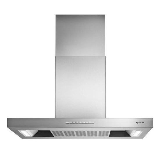 Jenn Air 42 Quot Stainless Island Mount Canopy Hood Jxi8742ds