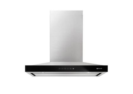 "Jenn-Air 30"" Stainless Steel Euro-Style Wall Mount Canopy Hood  - JXW8530DS"