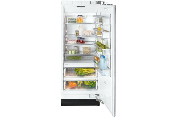 "Large image of Miele 30"" Custom Panel Built-In All Refrigerator - K1803VI"