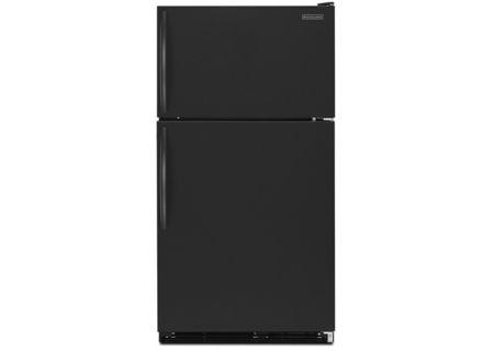 KitchenAid - K2TREFFWBL - Top Freezer Refrigerators