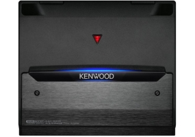 Kenwood - KAC-8405 - Car Audio Amplifiers