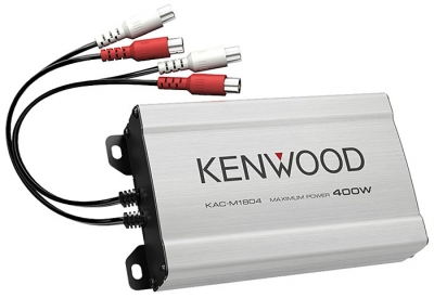 Kenwood - KAC-M1804 - Marine Amplifiers