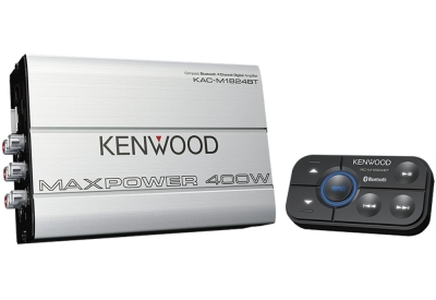 Kenwood - KAC-M1824BT - Marine Amplifiers