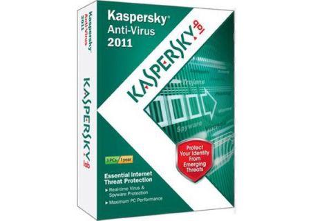 Kaspersky - KAV1103121 - Software