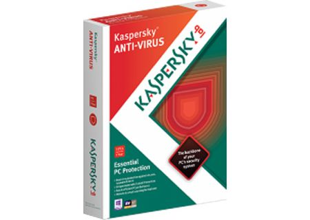 Kaspersky - KAV1303121USZZ - Software