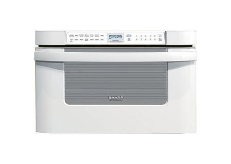 Sharp - KB6524PW - Microwave Drawers
