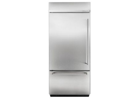 KitchenAid - KBBL206ESS - Built-In Bottom Freezer Refrigerators