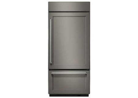KitchenAid - KBBR206EPA - Built-In Bottom Freezer Refrigerators