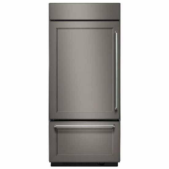 kitchenaid panel ready built in refrigerator kbbr306epa