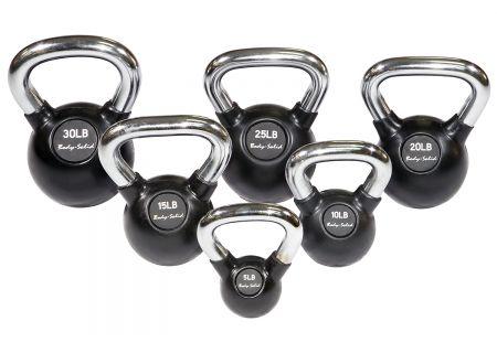 Body-Solid 5-30 lb. Premium Kettlebell Set - KBCS105